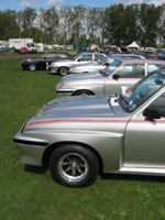 HSRs line up at Billing in 2006