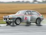 Ex works Chevette KFL 306W at Rallyday 2005