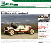 AutoBild article on RAK 1